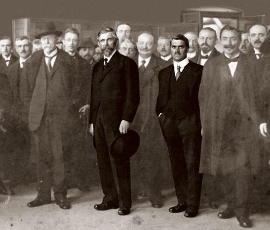 Firma Laurin & Klement dała początek marce Škoda Auto.